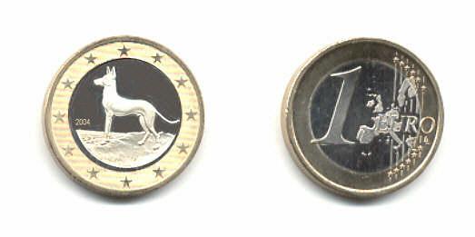 Kelb Tal Fenek Bilder Münze Und Briefmarke Aus Malta